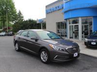 Sonata SE, ABS brakes, Electronic Stability Control,