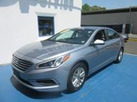 This 2016 Hyundai Sonata 2.4L SE The vehicle history
