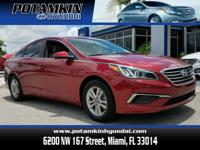 Even used, Hyundais have a great warranty! Located in