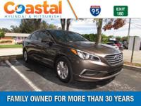 This 2016 Hyundai Sonata SE in Brown features: FWD