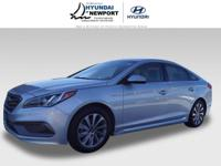 You'll love the look and feel of this 2016 Hyundai