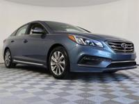 2016 Hyundai Sonata with only 26956 on the odometer,