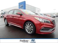 FUEL EFFICIENT 38 MPG Hwy/25 MPG City! CARFAX 1-Owner,