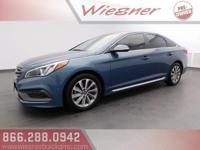Recent Arrival! CARFAX One-Owner. Clean CARFAX. Blue