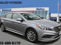 Sonata Sport. Isn't it time for a Hyundai?! Hurry in!