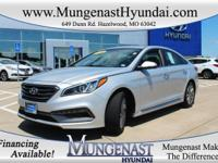 Sonata Limited, 4D Sedan, and 6-Speed Automatic with