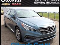 CARFAX One-Owner. Clean CARFAX.  Sonata Sport, Low tire