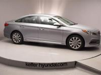 This 2016 Hyundai Sonata 2.4L 4-Cylinder has features