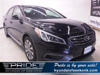 There's no substitute for a Hyundai! Hurry in! This