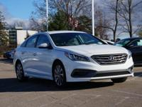 2016 Hyundai Sonata. This car is nicely equipped with