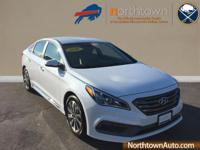 Introducing the 2016 Hyundai Sonata! Demonstrating