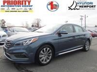 The new 2016 Hyundai Sonata in Middletown, RI gives