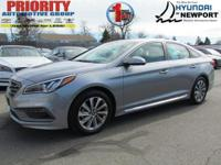 Fall in love with this new 2016 Hyundai Sonata today!