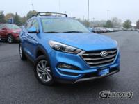 New arrival! 2016 Hyundai Tucson Eco! Only 26,714