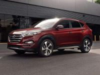 Red 2016 Hyundai Tucson Sport AWD 7-Speed Automatic