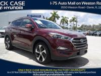 Options:  2016 Hyundai Tucson Eco|Red/|V4 1.6 L