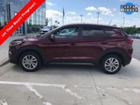 CARFAX One-Owner. Ruby 2016 Hyundai Tucson Eco FWD