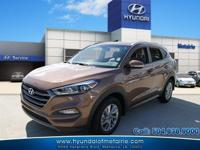 Check out this gently-used 2016 Hyundai Tucson we