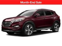 Introducing the 2016 Hyundai Tucson! It delivers style