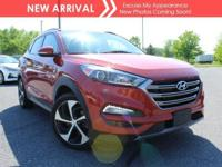 New arrival! 2016 Hyundai Tucson Limited! Only 83,058
