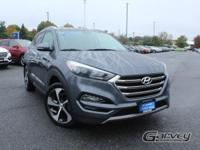 New arrival! 2016 Hyundai Tucson Limited! This vehicle