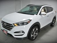 Recent Arrival! 2016 Hyundai Tucson Limited Winter