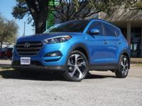 This 2016 Hyundai Tucson Limited is proudly offered by