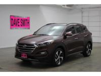 2016 Hyundai Tucson Limited  Automatic AWD 1.6L  This