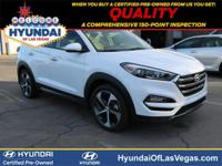 CARFAX One-Owner. Certified. Winter White 2016 Hyundai