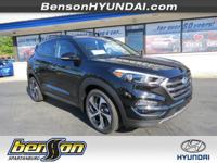 Tucson Limited and FWD. Your highway to happiness has