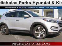 2016 Hyundai Tucson Limited Recent Arrival! Clean