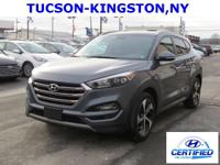 Tucson Limited, 4D Sport Utility, 7-Speed Automatic,