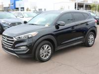 2016 Hyundai Tucson Eco 32/26 Highway/City MPGAwards:*