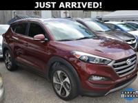 This Tucson features:  Clean CARFAX. CARFAX One-Owner.