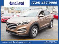 Get ready to go for a ride in this 2016 Hyundai Tucson