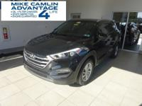 CARFAX One-Owner. Clean CARFAX. Ash Black 2016 Hyundai