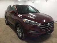 Introducing the 2016 Hyundai Tucson! This is an