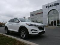 The 2016 Tucson has reinvented itself to pose a