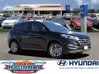 Tucson SE, 6-Speed Automatic with Overdrive, AWD, and