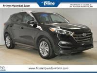 Clean CARFAX! CARFAX One-Owner! 2016 Hyundai Tucson SE