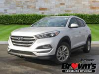 Introducing the 2016 Hyundai Tucson! Both practical and