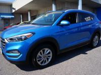 New Arrival! This Hyundai Tucson is Certified Preowned!