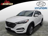 This 2016 Hyundai Tucson SE is complete with