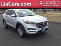 2016 Hyundai Tucson in Chromium Silver, 1 Owner!, And