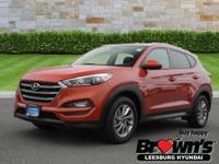 Introducing the 2016 Hyundai Tucson! Demonstrating that