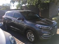 AWD.  2016 Hyundai Tucson SE 26/21 Highway/City MPG