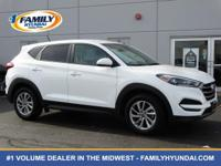 Check out this certified 2016 Hyundai Tucson SE. Its