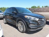 CARFAX One-Owner. Certified. Ash Black 2016 Hyundai