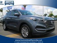 This outstanding example of a 2016 Hyundai Tucson FWD