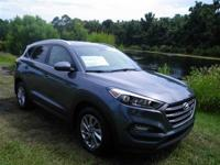 This 2016 Hyundai Tucson is Equipped With Standard